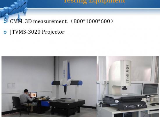 3D-Målemaskine